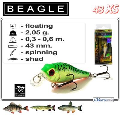 BEAGLE XS 43F