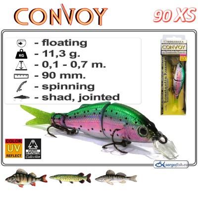 CONVOY XS 90F