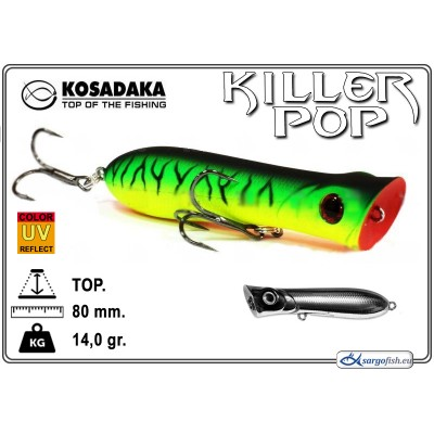 Killer POP popper