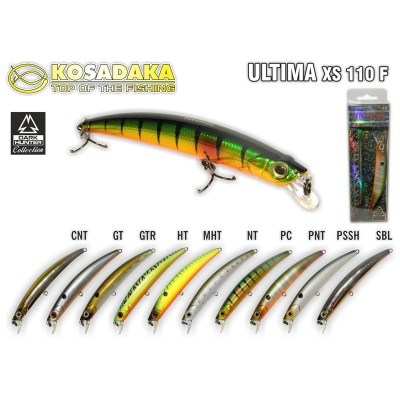 ULTIMA XS 110F