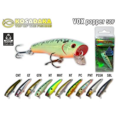 VOX popper 50F