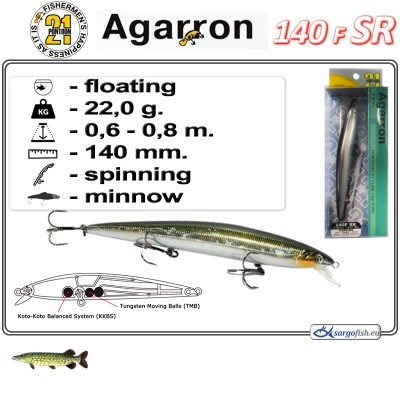 AGARRON SR 140F
