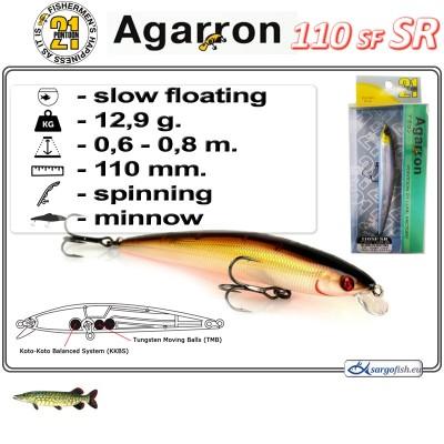 AGARRON SR 110SF