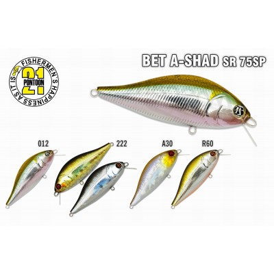 BET A-SHAD SR 75SP