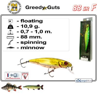 GREEDY GUTS SR 88F