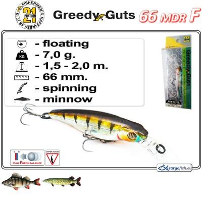 GREEDY GUTS MDR 66F