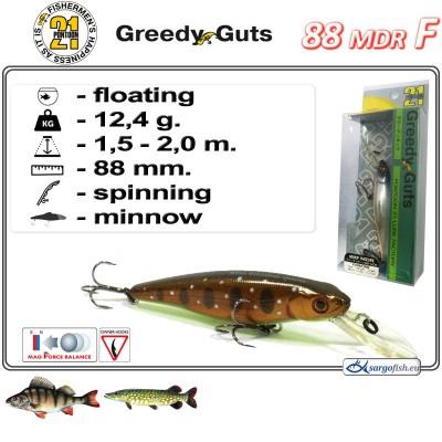 GREEDY GUTS MDR 88F