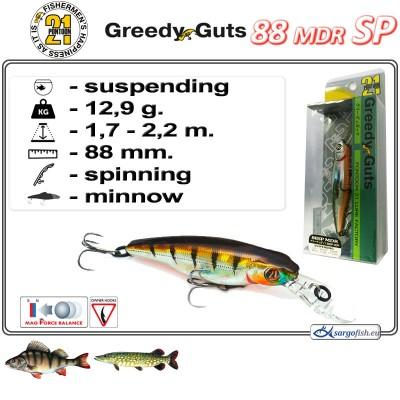 GREEDY GUTS MDR 88SP