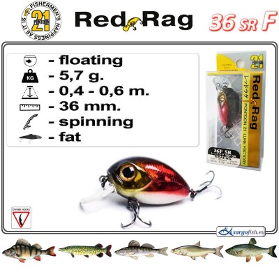 RED RAG SR 36F