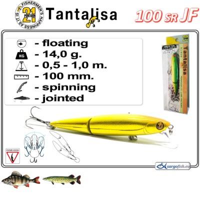 TANTALISA 100JF SR