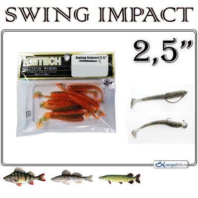 SWING IMPACT 2,5