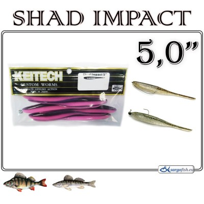 SHAD IMPACT 5,0