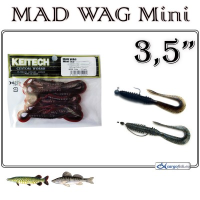 MAD WAG Mini 3,5