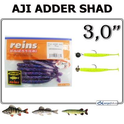 AJI ADDER SHAD 3.0