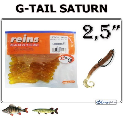 G-TAIL SATURN 2.5