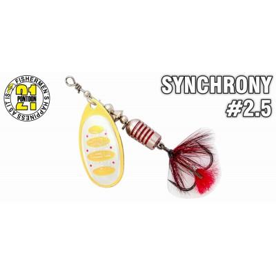 SYNCHRONY #2.5