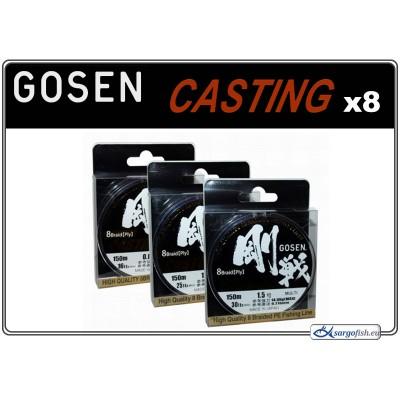 Gosen CASTING x8  150