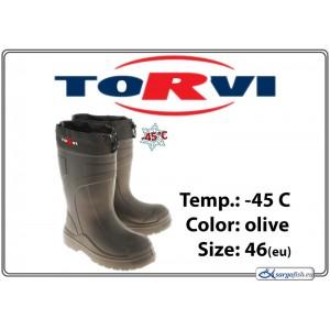 Сапоги TORVI olive, -45C - 46