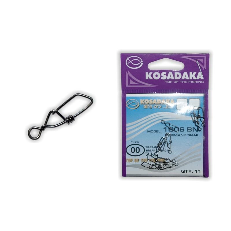 Застежка KOSADAKA 1006 - 00