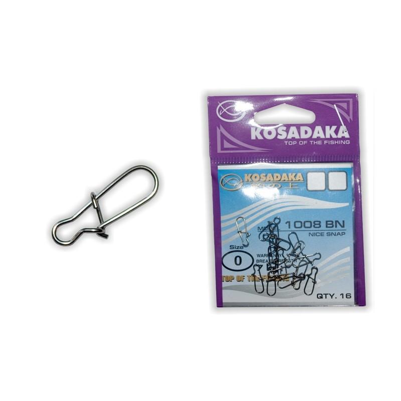 Застежка KOSADAKA 1008 - 0