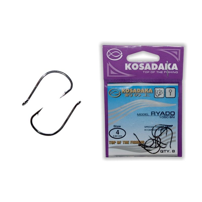 Крючки KOSADAKA Ryado BN - 4