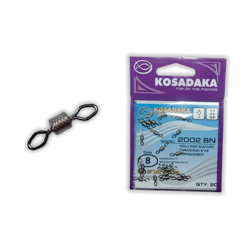 Вертлюг KOSADAKA 2002 - 8
