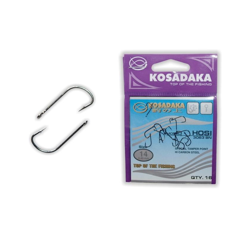 Крючки KOSADAKA Hosi BN - 14