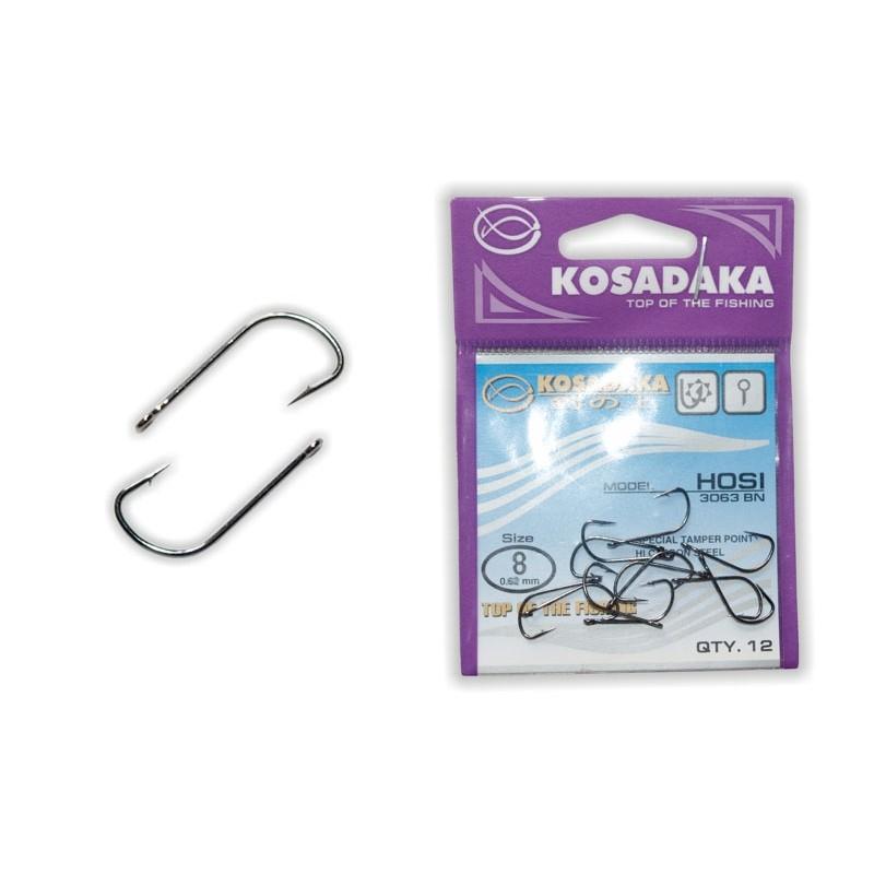 Крючки KOSADAKA Hosi BN - 8