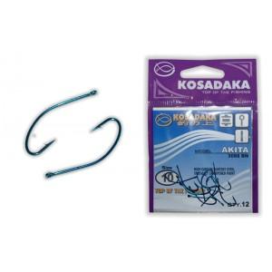 Крючки KOSADAKA Akita Blue - 10
