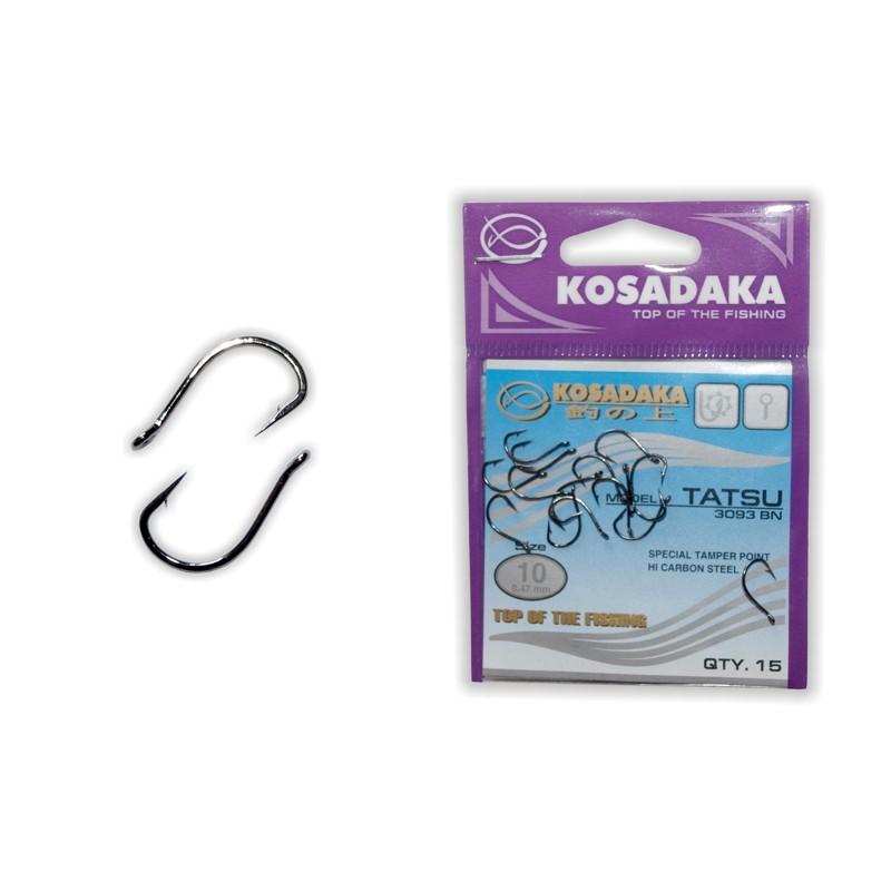 Крючки KOSADAKA Tatsu BN - 10