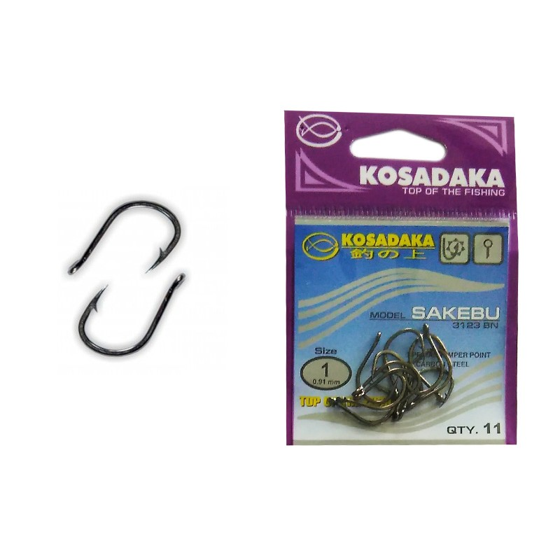 Крючки KOSADAKA Sakebu BN - 1