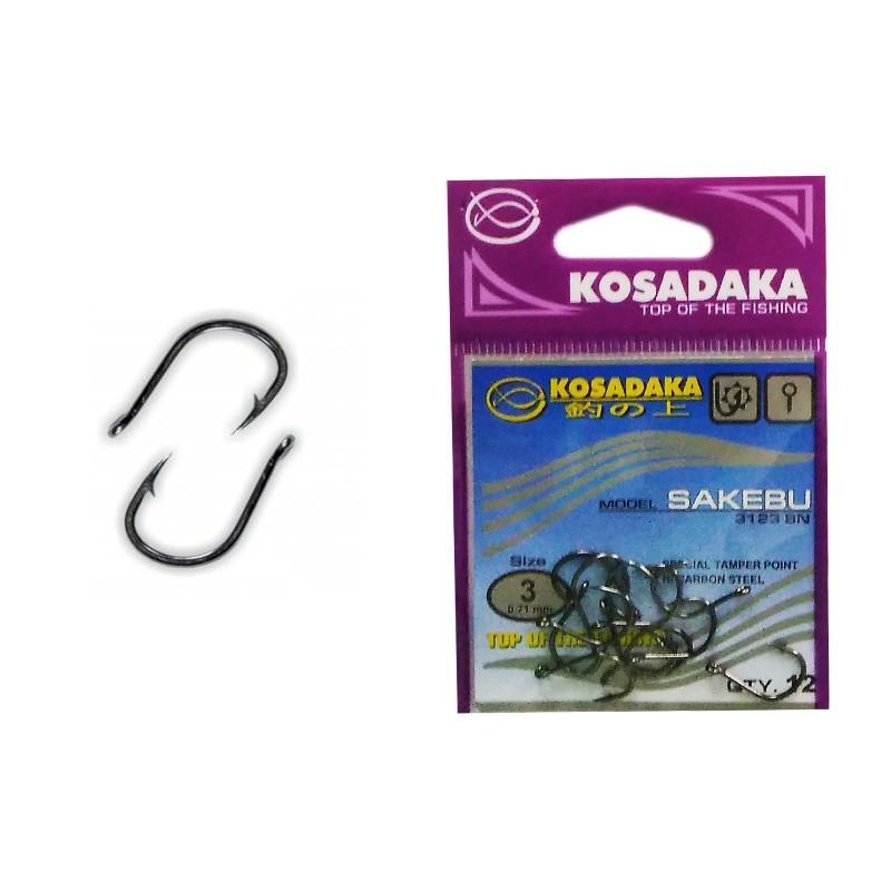 Крючки KOSADAKA Sakebu BN - 3