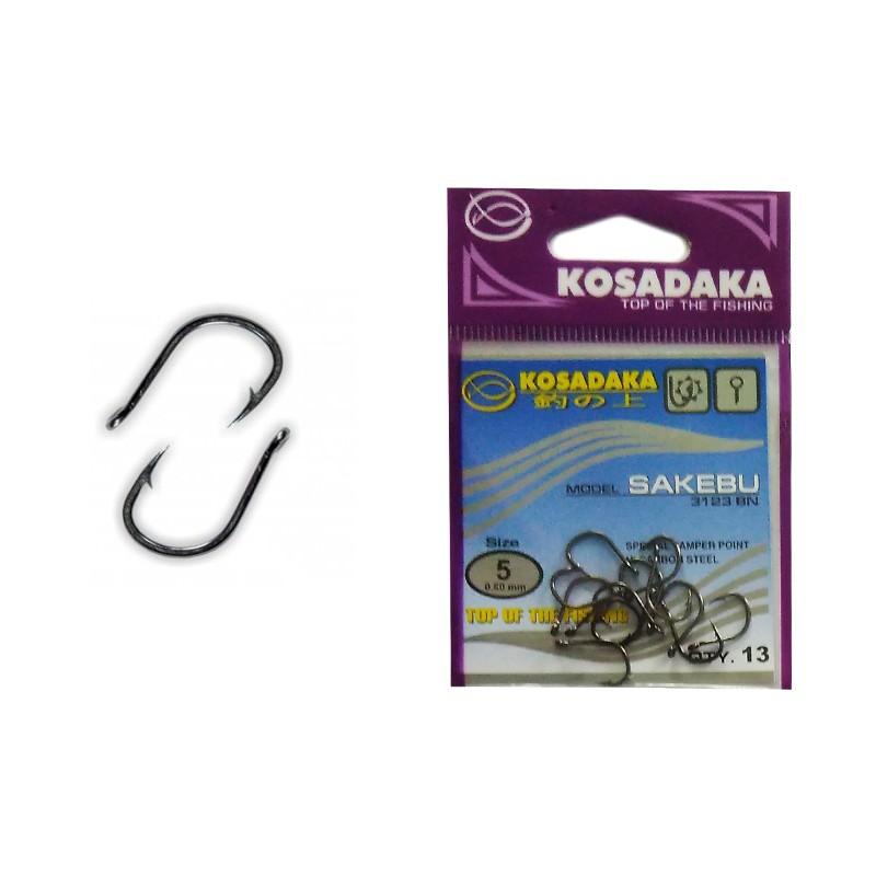 Крючки KOSADAKA Sakebu BN - 5