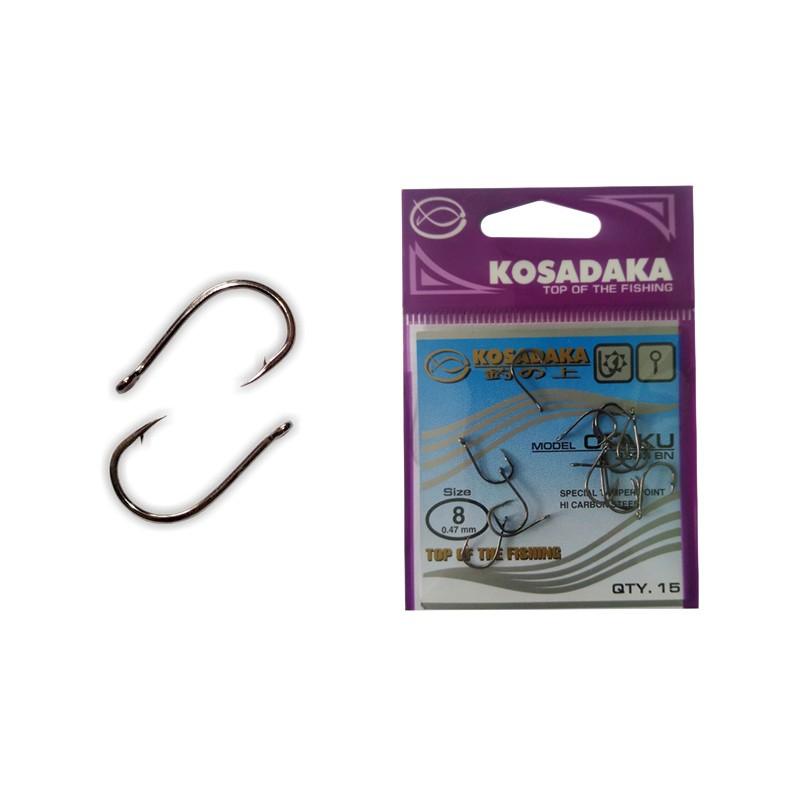 Крючки KOSADAKA Otaku BN - 8