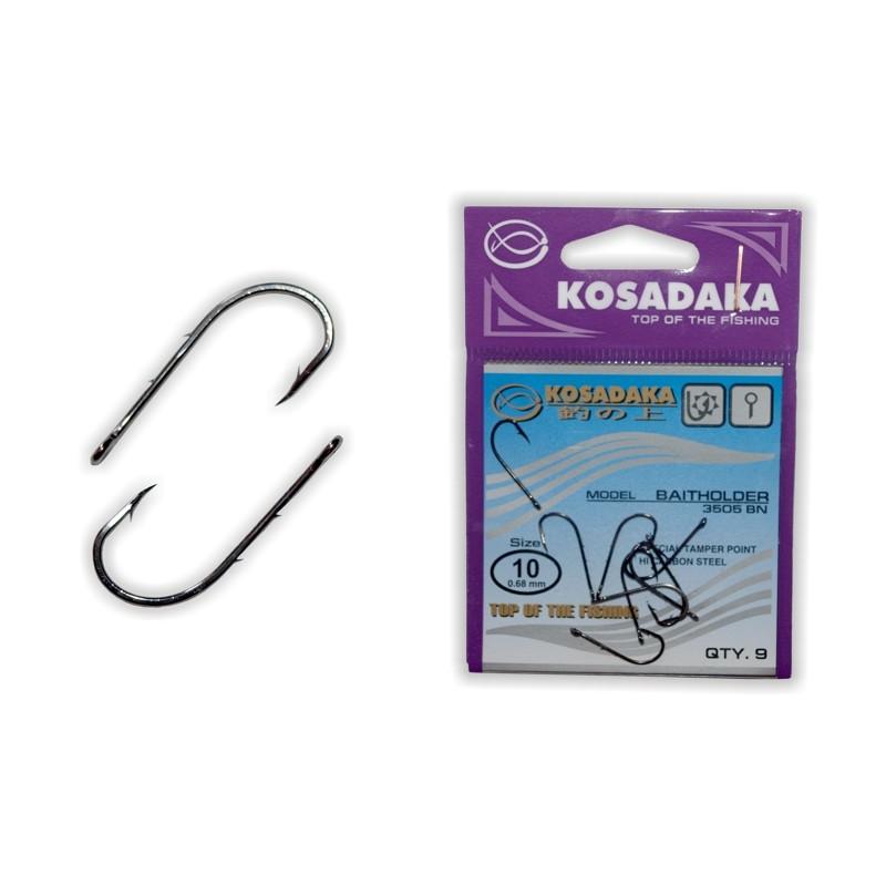 Крючки KOSADAKA Baitholder BN - 10