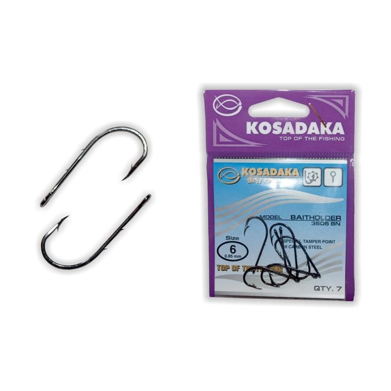 Крючки KOSADAKA Baitholder BN - 6