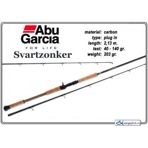 Спиннинг ABU GARCIA Svartzonker Signature H - 210, 40-140