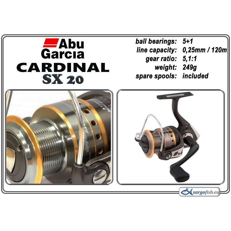 Катушка ABU GARCIA Cardinal SX - 20