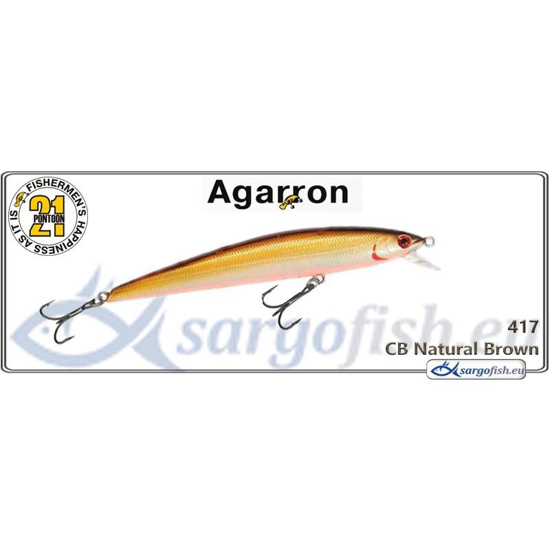 Воблер PONTOON 21 Agarron SR 95SF - 417