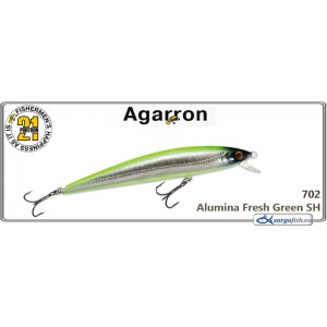 Воблер PONTOON 21 Agarron SR 95SF - 702