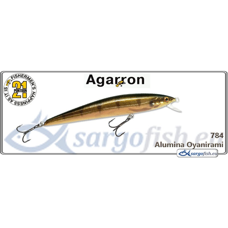 Воблер PONTOON 21 Agarron SR 95SF - 784