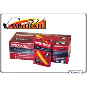 Световая палочка MISTRALL - jellow