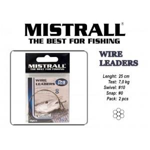 Поводок MISTRALL 1x7 (7.0 - 25)