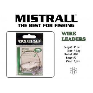 Поводок MISTRALL 1x7 (7.0 - 30)