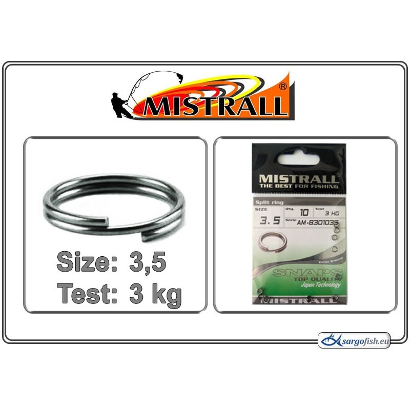 Кольцо MISTRALL - 3.5
