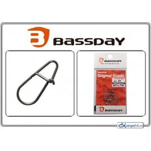 Застежка BASSPAY - 1