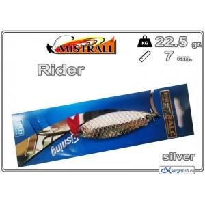 Блесна MISTRALL Rider 22.5 - 01