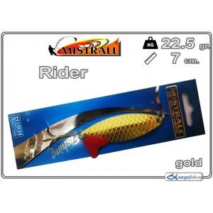 Блесна MISTRALL Rider 22.5 - 02