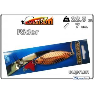Блесна MISTRALL Rider 22.5 - 03