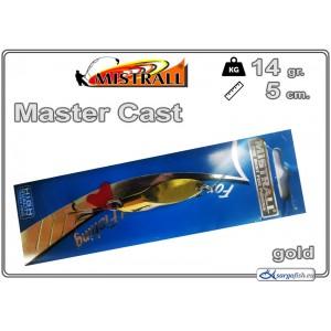 Блесна MISTRALL Master Cast 14 - 02